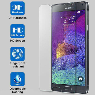 Tempered Glass Film Screen Protector For Samsung Galaxy A3 A5 A6+ A7 A8 Plus A9