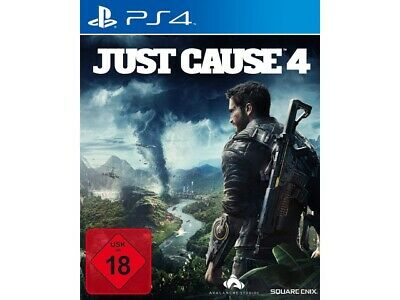 Just Cause 4 [PlayStation 4] - SEHR GUT