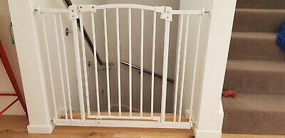 Baby gates with extensions - three available