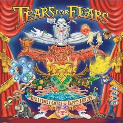Tears for Fears : Everybody Loves a Happy Ending CD Expertly Refurbished Product