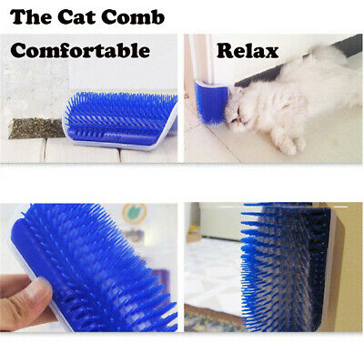 New Brush Pet Safe For Dogs Cats Short Long Hair DESHEDDING Tool Puppy Flea Comb
