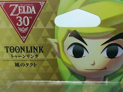 Amiibo The Legend of Zelda Toon Link The Wind Waker Nintendo Wii U F/S New F/S