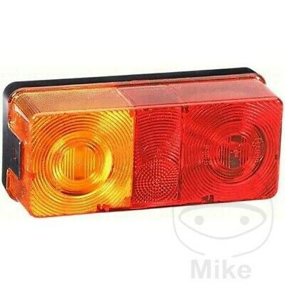 Hella Left Tail Light 102.79.37
