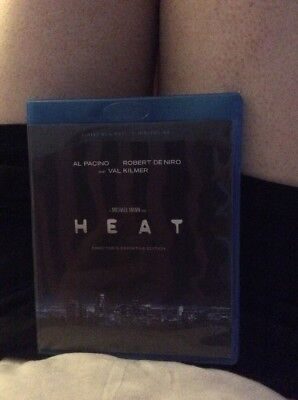 Heat (Blu-ray Disc, 2017, Directors Definitive Edition)
