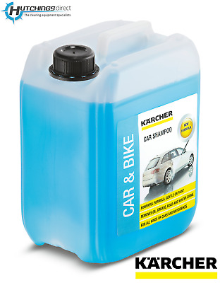 Karcher Car and Bike Shampoo 5l