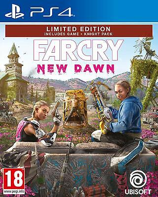 Far Cry New Dawn Limited Edition PS4
