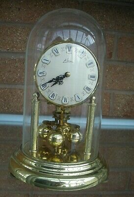 400 day torsion clock, manufactured by Kern of Germany.