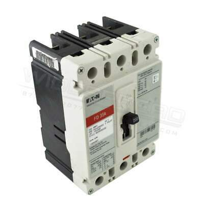 FD3050L Cutler Hammer, Eaton, Westinghouse 600V 50A Series C FD Circuit Breaker