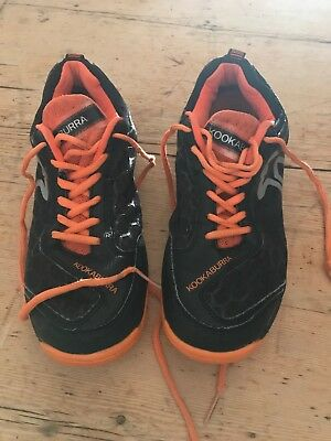 Kookaburra Viper Hockey shoes size 7, Good Used Condition see the photo's.