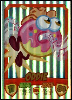 Non-sport Trading Cards Collectibles 23 Cards Topps Moshi Monsters Mash Up!