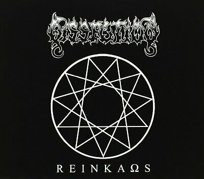 Cd Dissection Reinkaos + Bonus Video Clip Brand New Sealed