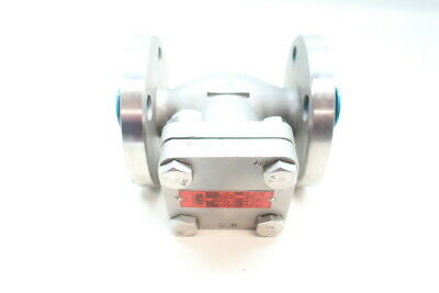Aloyco 377 Stainless Flanged Check Valve 150 1in