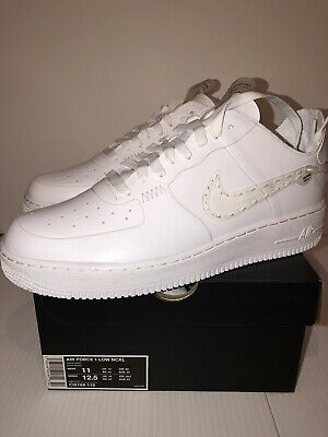 8c9e0a0481 NIKE AIR FORCE 1 One Low NCXL Noise Cancelling Odell Beckham Jr Size ...