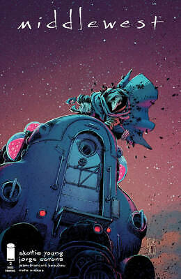 Middlewest #2 3RD PRINTING -- Image Comics 2019, Skottie Young