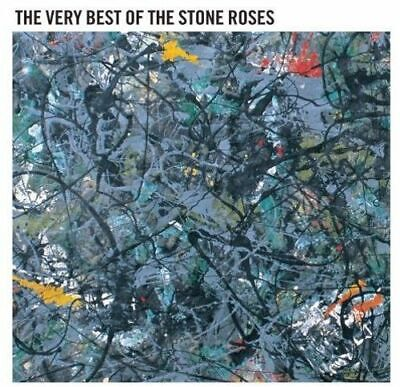 The Stone Roses: Very Best Of – 15 Track Cd, Greatest Hits, Fools Gold