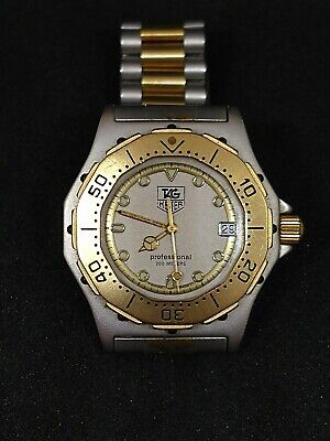 9dba2314d792 PREOWNED TAG HEUER 3000 vintage