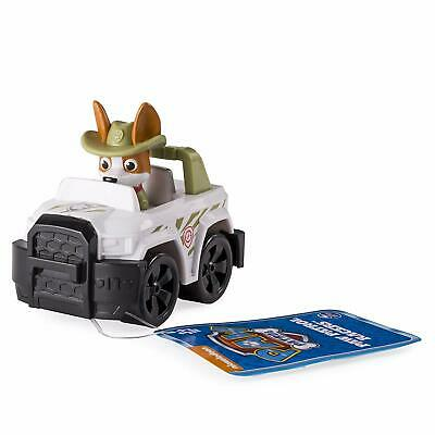 TRACKER Jungle Rescue Paw Patrol Racer - Mini Rescue Vehicle - New with Tag