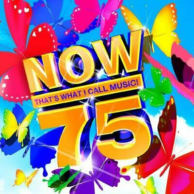Various Artists-Now That's What I Call Music! 75 CD NEW