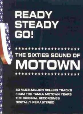 Ready Steady Go (The Motown Album) - Various Artists By Various Artists.