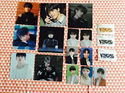 Seventeen 6th mini album You made my dawn photocard lenticular card scene