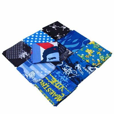 Bicycle Cycling Bike Outdoor Sport Neckerchief Face Mask Wrap Headband V F3
