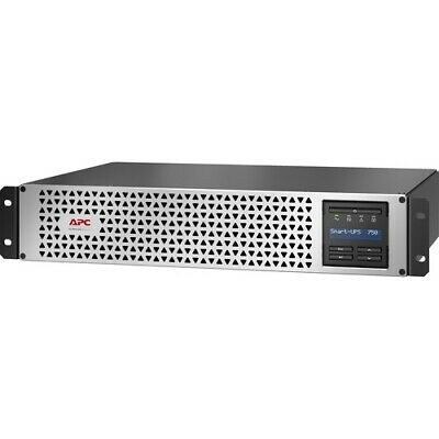 APC by Schneider Electric Smart-UPS SMTL750RM2UC Rack-mountable 750VA UPS