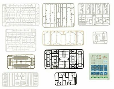 Kato 23-416 Station Area Scenery Detailing Pack JP