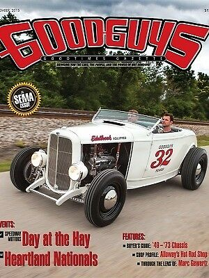 1932 Ford Roadster  ONE OF ONE...GOODGUYS 2016 giveaway Mike Goldman Build.......Hot Rod Rat
