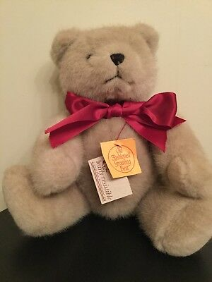 Penelope The Teddy and Friends Old Fashioned Growling Bear JP