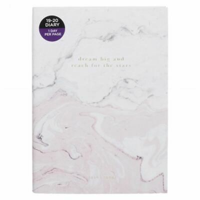WHSmith 2019 Standard Diary Refill Week to View with Notes 175.0 x 100.0 x 5.0mm