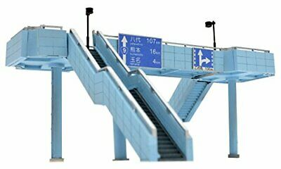Tomytec Komono 119 Pedestrian Bridge Large Highway Overpass 1/150 N scale JP