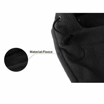 Ski Mask Fleece Face Windproof Warmer for Motorcycling Skiing Snowboard ES