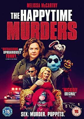 The Happytime Murders [DVD] [2018] - DVD  MMVG The Cheap Fast Free Post