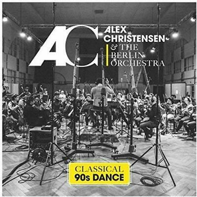 ALEX CHRISTENSEN & THE BERL...-Classical 90s Dance CD NEU