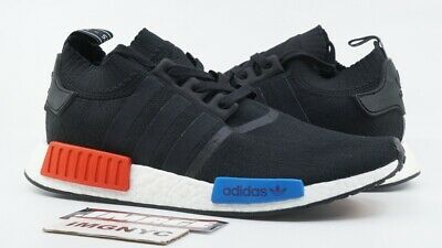 new styles 9a5c3 e2113 Adidas Nmd Runner Pk Og Boost New Size 12 Black Red Blue S79168