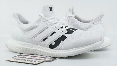 e6801f0ff Adidas Ultra Boost 4.0 Ltd Used Size 8 Undefeated Undftd White Black Bb9102