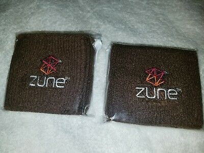 Exremely Rare, Zune 1st Generation Wristband Brown