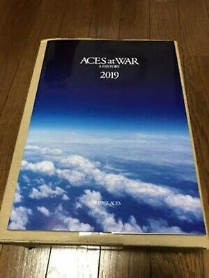 ACE COMBAT 7 SKIES UNKNOWN COLLECTOR'S EDITION Aces At War A History 2019 Only