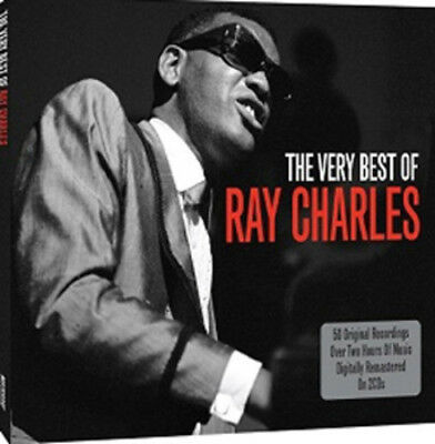 Ray Charles : The Very Best Of CD 2 discs (2011) ***NEW***
