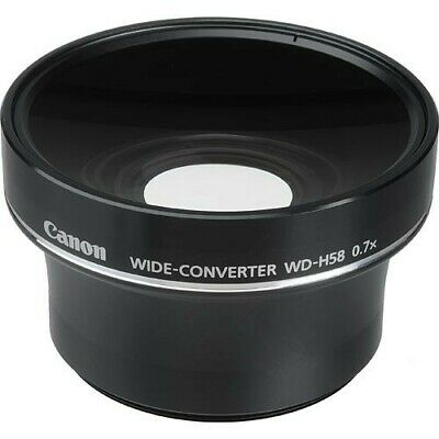 Canon WD-H58 Wide Converter Lens (0.7x) #3572B001