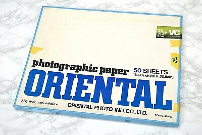 Oriental New Seagull Select RP-RVC Variable Contrast Fotopapier 40 x 50