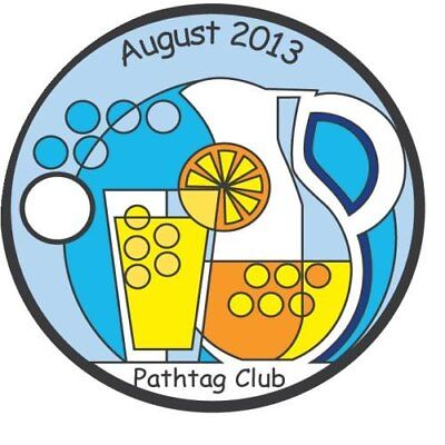 Pathtag Pathtags Geocoin Geocaching  #27857