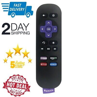 Replacement Lost Remote Control Ruko 1 Roku 2 Roku 3 Roku 4 LT HD XD XS HQ NEW