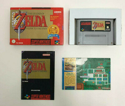 The Legend Of Zelda: A LINK TO THE PAST SUPER CLASSIC SERIE SNSP-ZL-NOE/SFRG-1