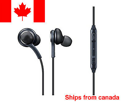 3.5mm Earbuds With Mic Super Bass Music In Ear Stereo for Samsung LG S8 ect