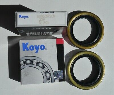 KTM EXC/EXCF/SX/SXF 125,200,250,300,350,400,450,500,525 REAR wheel bearing kit