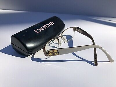 0005ce9682b7 Genuine Bebe Women s Eyeglass Frames AMOROUS 5015 003 51-17mm 135 Smoked  Topaz