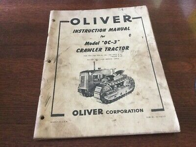 Oc Crawler Tractor Wiring Diagrams on