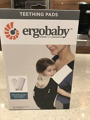 Brand New In Box Ergobaby Teething Pads For Carrier