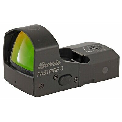 Burris Fastfire III Red Dot Reflex 8 MOA Sight, No Mount (Black) - 300237